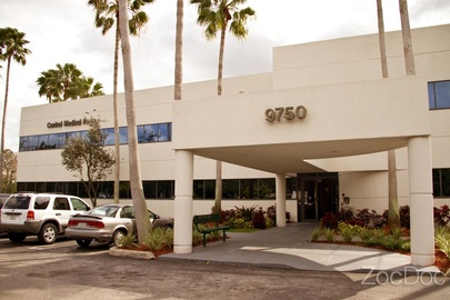 View of our Coral Springs office from NW 33rd Street